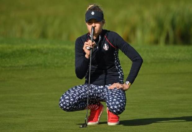 WOMEN'S PGA CHAMPIONSHIP - Golf: Nelly Korda devient N.1 mondiale en remportant le Championnat PGA