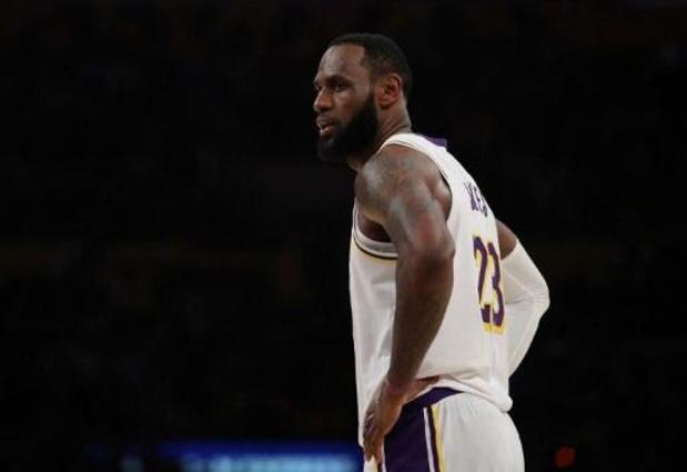 NBA - Une carte de LeBron James vendue aux enchères pour un montant record de 1,8 M dollars