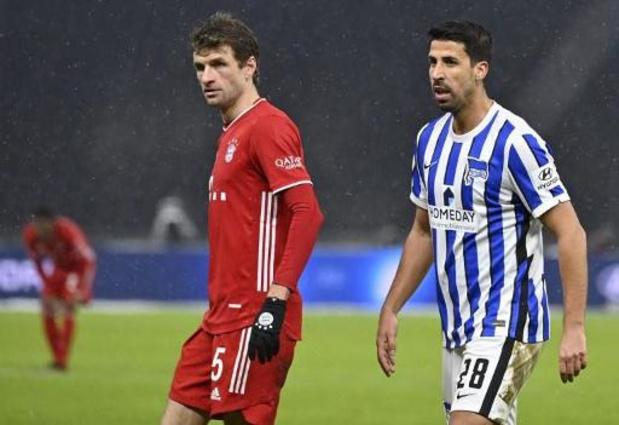 Belgen in het buitenland - Geen stunt voor Lukebakio met Hertha Berlijn tegen Bayern München