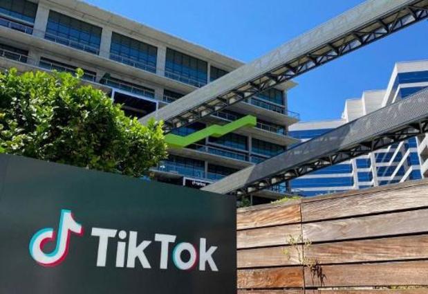 TikTok stapt naar rechter tegen decreet Trump