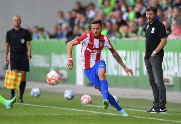 Transfer Deadline Day - Saul Niguez (Atlético Madrid) rejoint Chelsea