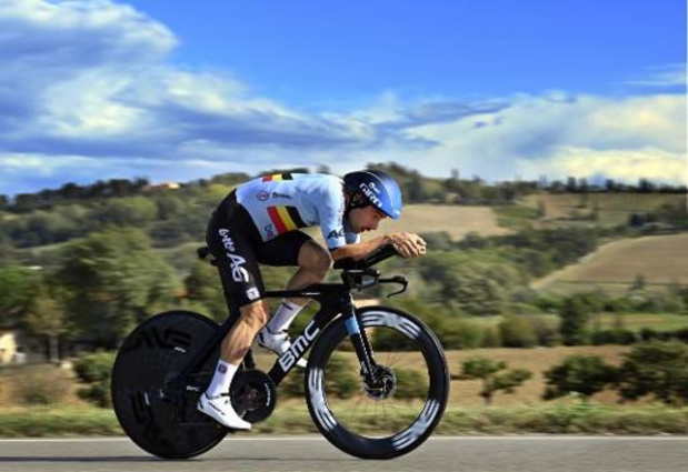 Giro: Campenaerts est furieux après sa chute dans le chrono d'ouverture
