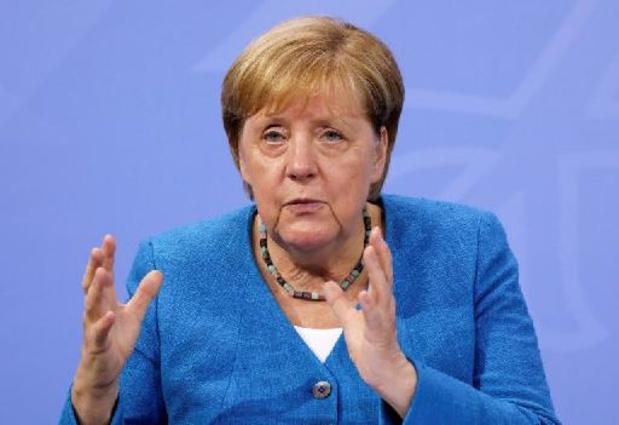 L'Allemagne va consacrer 30 milliards d'euros à la reconstruction