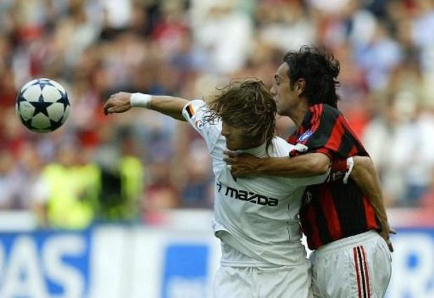 Voetballegendes Nesta en Totti geven morgen startschot van EK in Rome