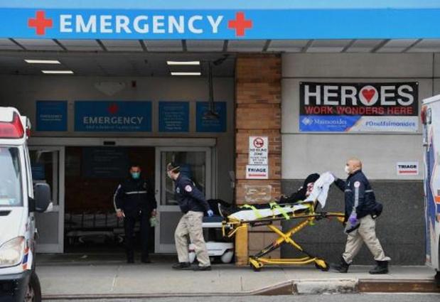 Meer dan 50.000 doden in de VS (Johns Hopkins)