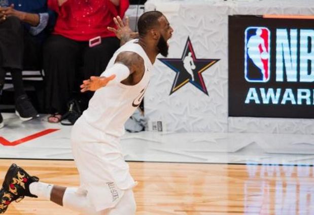 LeBron James et Giannis Antetokounmpo ont choisi leurs équipiers pour le All Star Game