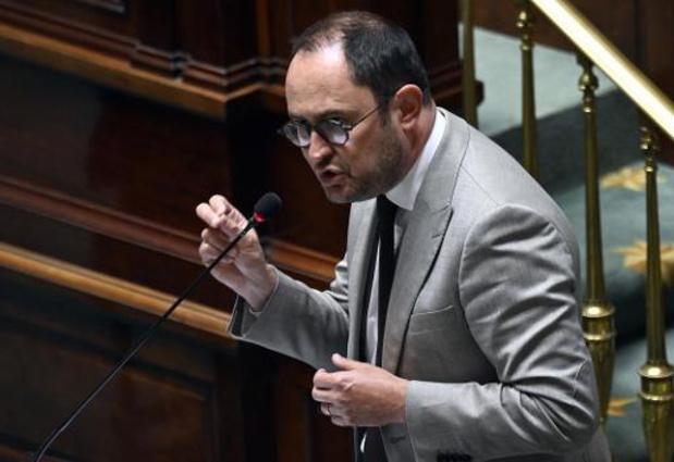 Van Quickenborne hoopt nog op akkoord in parlement over haatspraak