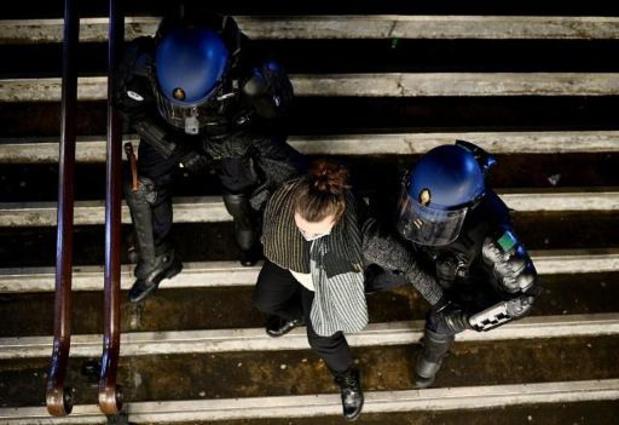 Derde weekend van protesten tegen omstreden wet in Frankrijk