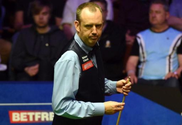 UK Championship snooker - Michael White wipt landgenoot Mark Williams uit het toernooi