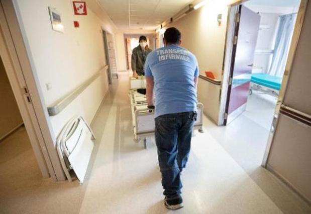 Tous les hôpitaux liégeois désormais en phase 1B du plan d'urgence hospitalier