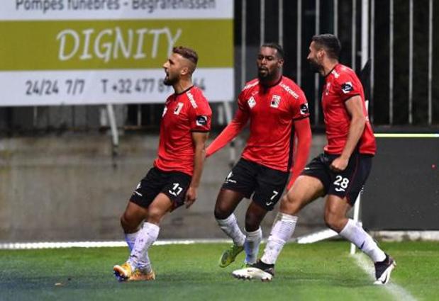 1B Pro League - RWDM klopt Union in eerste 'zwanzederby' in 35 jaar