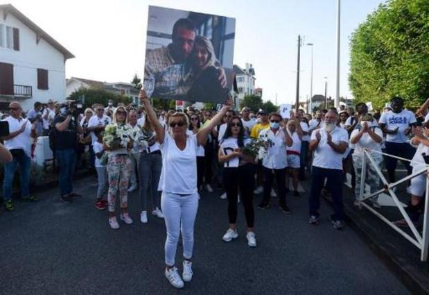 Bayonne: plusieurs centaines de personnes aux obsèques du chauffeur de bus battu à mort