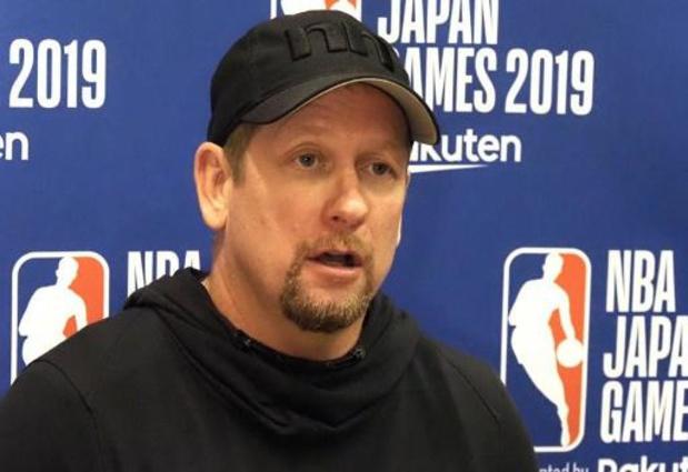 NBA - Nick Nurse (Toronto) élu meilleur entraîneur de la saison