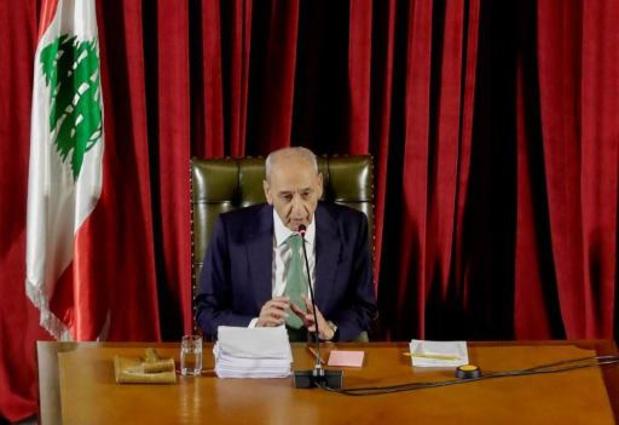 """Le chef du Parlement libanais appelle à """"changer le système confessionnel"""""""