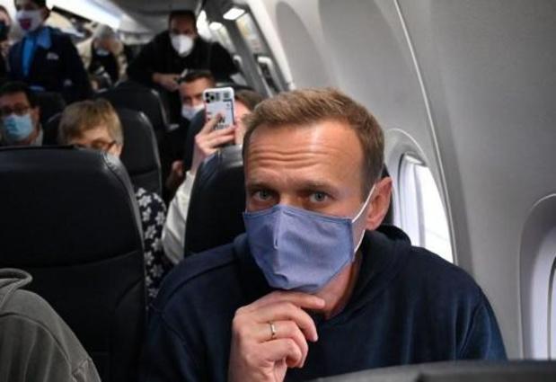 'Medestanders opgepakt op luchthaven Moskou'