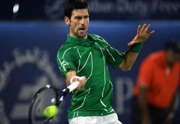 """Coronavirus - Djokovic denkt aan herneming met """"regionale toernooien"""""""