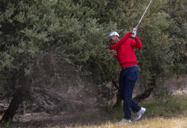 PNC Championship golf - Vader en zoon Woods openen op zesde plaats