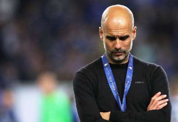 """Champions League - Guardiola grijpt met City naast eindzege: """"Blijft een uitzonderlijk seizoen"""""""