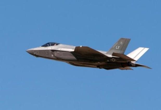 F-35: Regering niet van plan aankoopcontract te stoppen