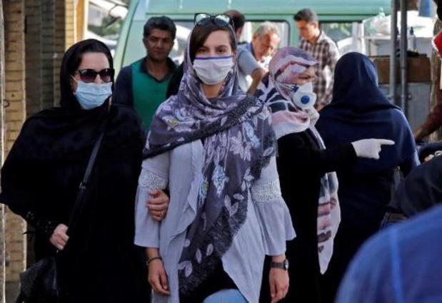 Port de masque recommandé en Iran, où les cas augmentent