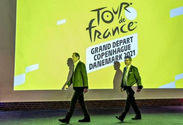 Tour de France : le Grand Départ à Copenhague reporté de 2021 à 2022