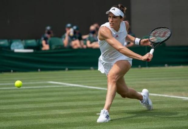 WTA Hambourg - Six ans après, Andrea Petkovic retrouve les joies d'une finale WTA