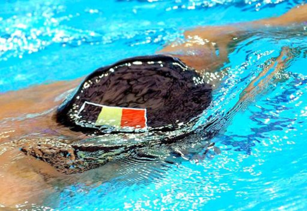 Record de Belgique du 50 mètres dos petit bassin pour Iarre Lafort