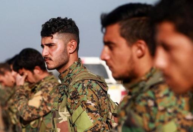 Syrische Koerden maken eind aan revolte IS-gevangenen