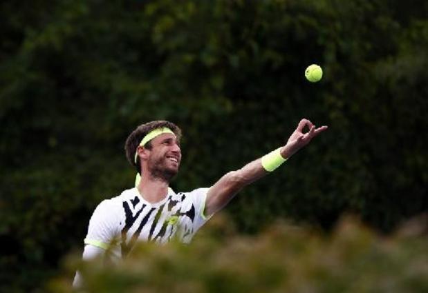 US Open - Sander Gillé krijgt ticket voor kwartfinales dubbel gemengd cadeau