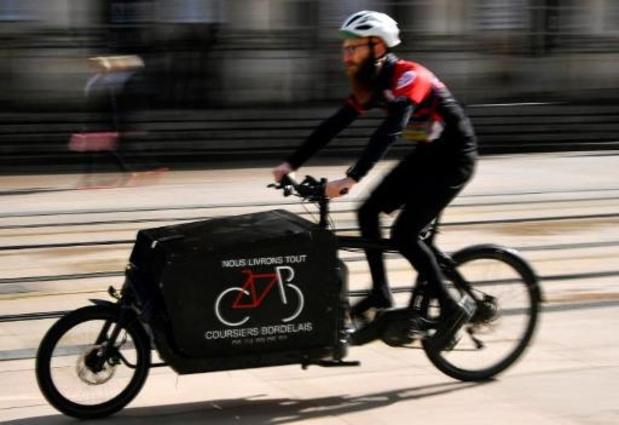 Un projet de vélo-cargo pour le transport de personnes et marchandises lancé à Bruxelles