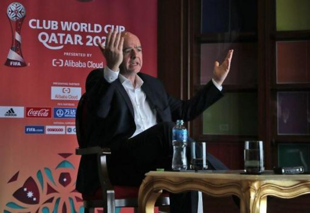 Infantino wil met uitgebreid WK clubvoetbal wereldwijd stimuleren