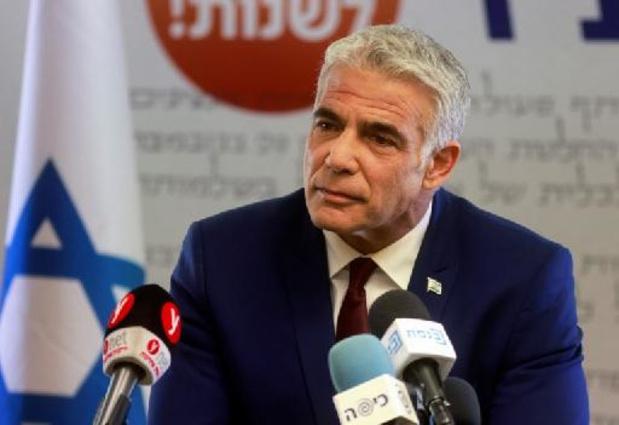 """Israël: Lapid veut mettre fin aux relations """"hostiles"""" avec ses alliés"""