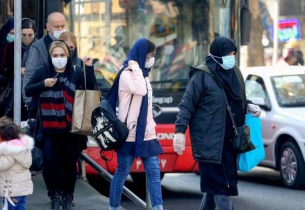 L'Iran a officiellement dépassé le seuil des 60.000 décès