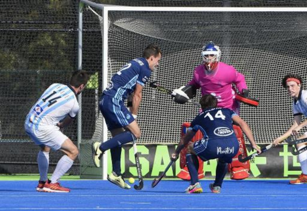 Belgian Men Hockey League - Beerschot et Gantoise, les deux grands gagnants du week-end