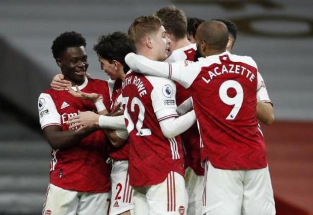Premier League - Arsenal met fin à sa série négative en battant Chelsea