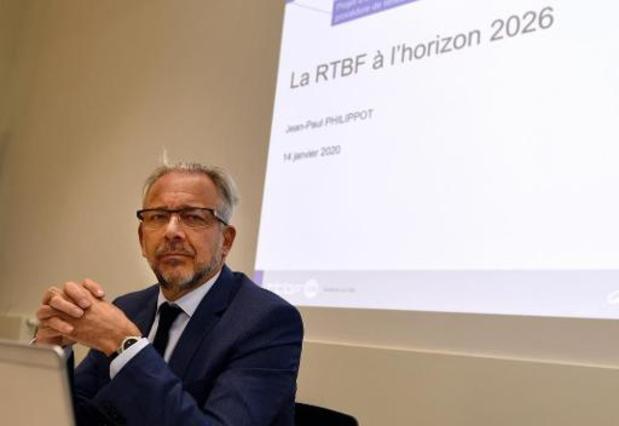 Le plafonnement du salaire de l'administrateur-général de la RTBF adopté en première lecture