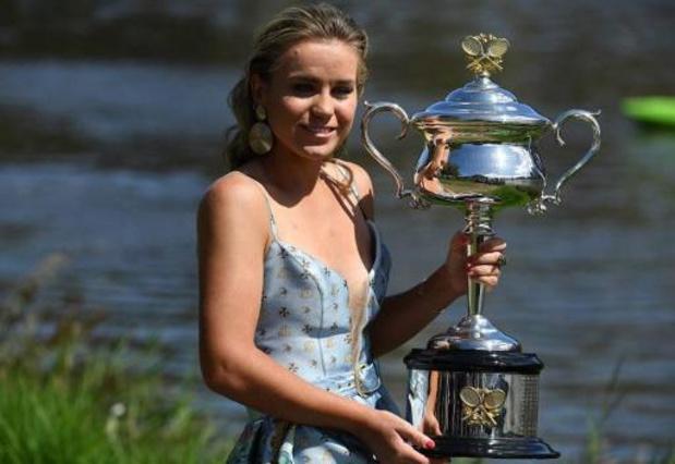 Sofia Kenin 7e mondiale après son titre à Melbourne, Elise Mertens 19e