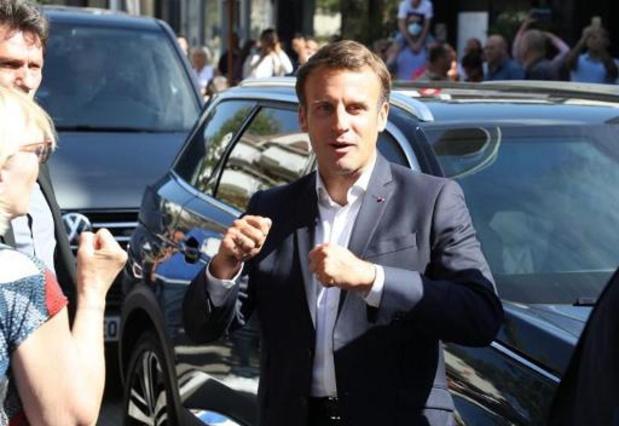 Voorlopig lage opkomst bij Franse verkiezingen