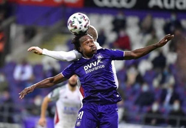 Jupiler Pro League - Menant 2-0, Anderlecht se fait rejoindre par OHL (2-2) en conclusion de la 9e journée