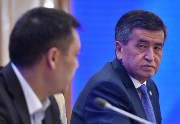 Kirgizië houdt op 10 januari vervroegde presidentsverkiezingen
