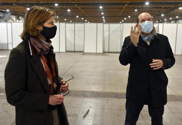 Beperkt aantal Brusselaars daagt voorlopig op voor vaccinatie