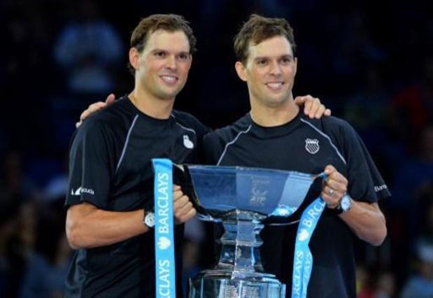 Bob en Mike Bryan stoppen na US Open 2020