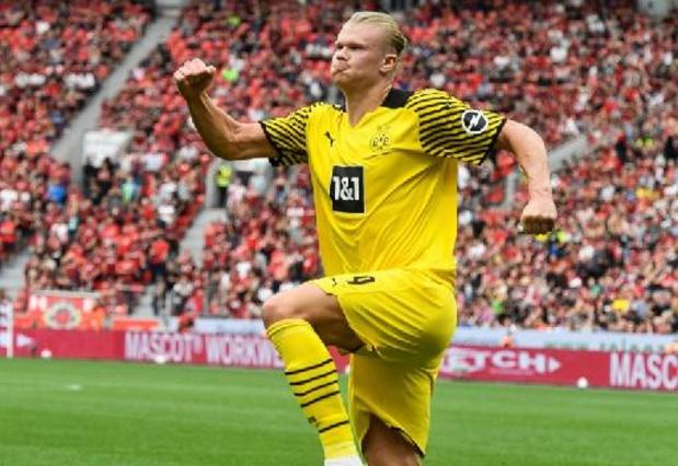 Dortmund renverse Lerverkusen, Casteels et Wolfsburg toujours en tête