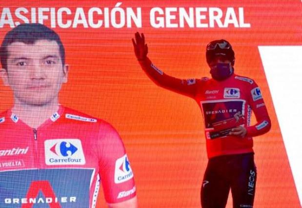 """Tour d'Espagne - Richard Carapaz, prend le pouvoir à la Vuelta: """"je savais où accélérer"""""""