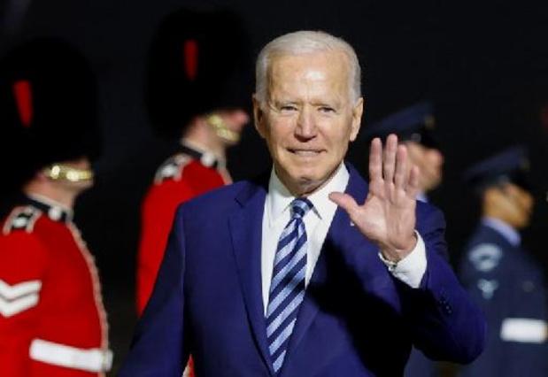 Biden a redoré l'image des Etats-Unis à l'étranger selon un sondage