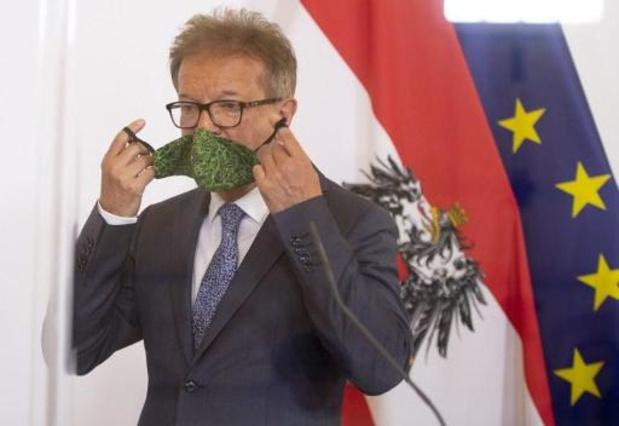 Oostenrijk meldt hoogste aantal coronabesmettingen sinds maart