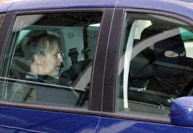 Seriemoordenaar Fourniret opgenomen in ziekenhuis