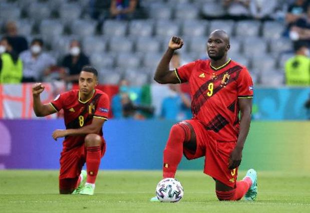 Pour Romelu Lukaku, le football doit faire plus pour combattre le racisme