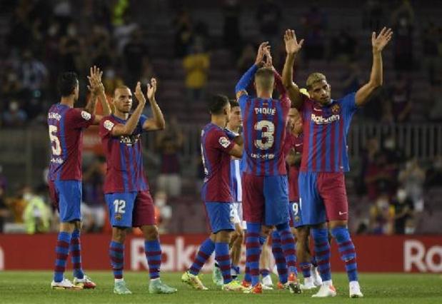 Competitieduel Sevilla - Barcelona na beroep alsnog uitgesteld