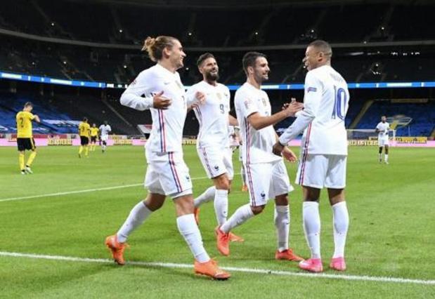 UEFA Nations League - Frankrijk en Portugal starten met zege
